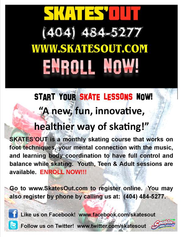 Skates' Out Skate lessons