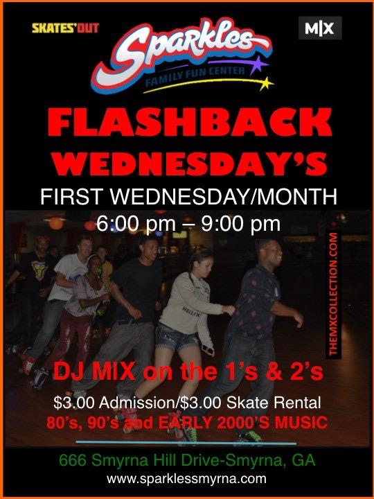 Flash Back Wednesdays