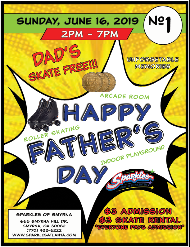 Father's Day Skate